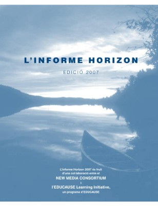 L'Informe Horizon 2007 (Catalan)