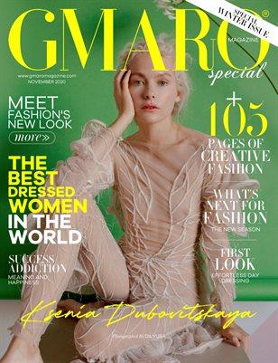 GMARO Magazine November 2020 Issue #49