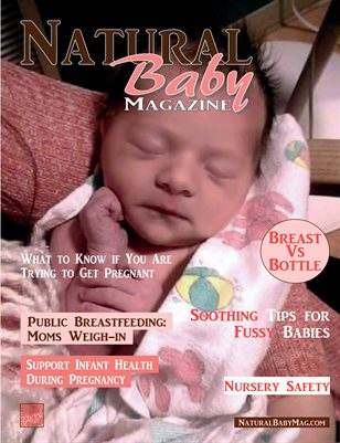 Natural Baby Magazine Sept. 2017 | Vol. 1 Issue 1