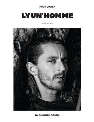 LYUN HOMME ISSUE No.7 (VOL No.2) C3