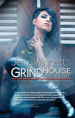 Jerry Winnett's Grindhouse Portfolio