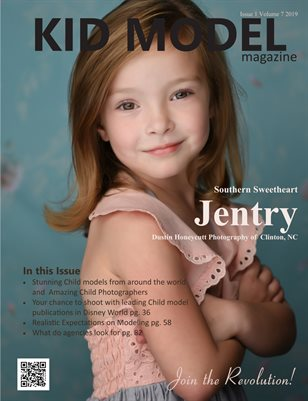 Kid Model magazine Issue 1 Volume 7 2019