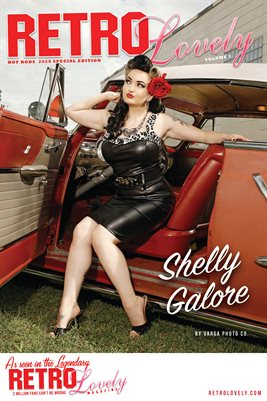 Shelly Galore Cover Poster