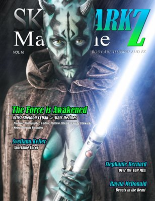 January Issue of SkinMarkZ Magazine - Vol. 16