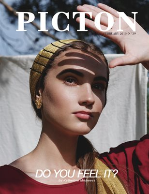 Picton Magazine FEBRUARY 2019 N39 Cover 1