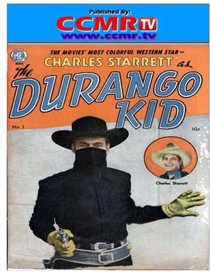 The Durango Kid in Fraud On The Hoof