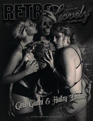 Halloween 2020 - VOL 15 – Gina Gianni & Hailey Elskov Cover
