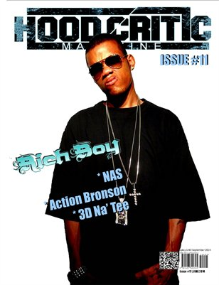 Hood Critic Magazine - Issue #11