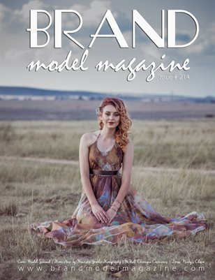 Brand Model Magazine  Issue # 214