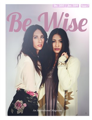 BE WISE Magazine Issue 7