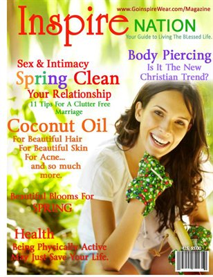 InspireNation Spring Issue (March/ April)