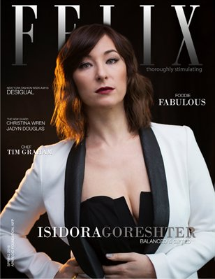 Felix Magazine Spring 2016 The connoisseurs Issue