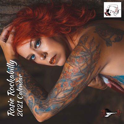 2021 Rosie Rockabilly Calendar