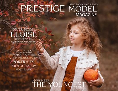 PRESTIGE MODELS MAGAZINE_The Youngest 20/11