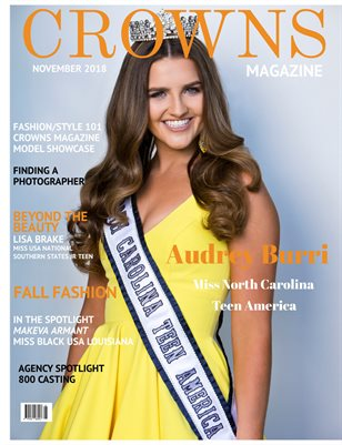 Crowns Magazine November 2019