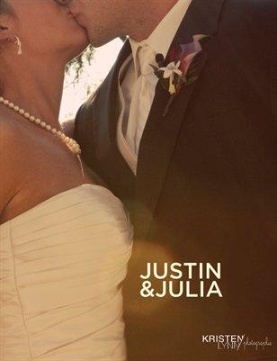 Justin and Julia