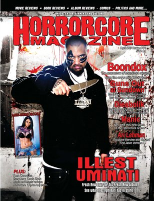 Horrorcore Magazine - Issue 7