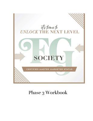 Phase 3 Workbook