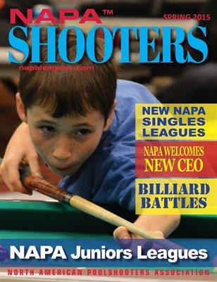 NAPA SHOOTERS - Spring 2015