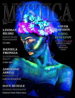Mystica Magazine Issue 3