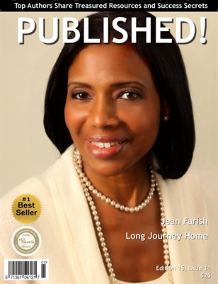 PUBLISHED! featuring Jean Farish