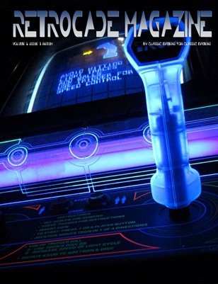 Retrocade Magazine Volume 1 Issue 3 Redux