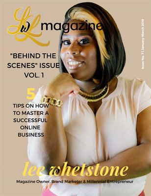 Leading with Lee Magazine Issue #7