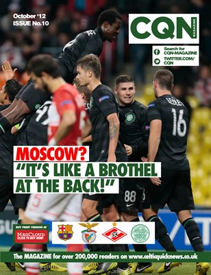 CQN Magazine - Issue 10. October 2012