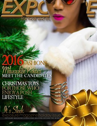 Exposure Magazine Holiday Issue 2015