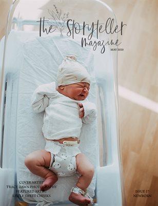 The Storyteller Magazine Issue #17 Newborns