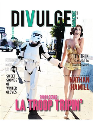 Divulge Magazine: March 2012 Issue