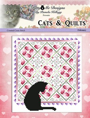 Cats And Quilts February