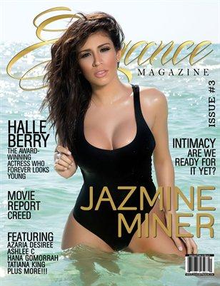 Elégance - Issue #3 (Elégance - Issue #3 (Jazmine Miner)