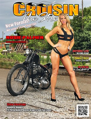 Cruisin' the Streets January 2016 Issue