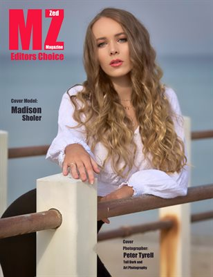 "Model Zed Magazine ""Editors Choice"" August 2019"
