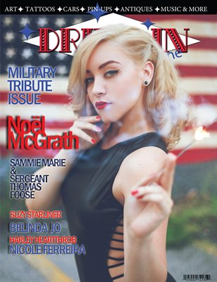 America Military Tribute Issue