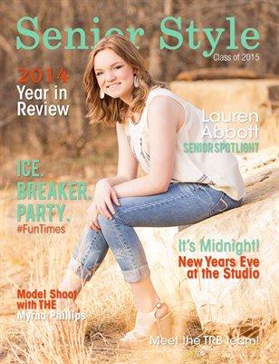 2015 Senior Style Magazine
