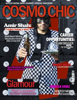 Cosmo Chic July 2021