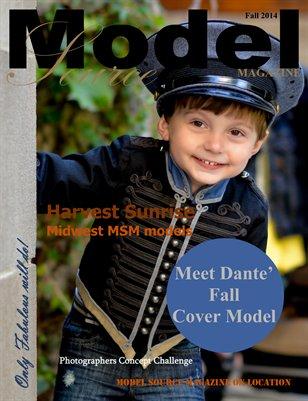 Model Source Magazine Fall 2014