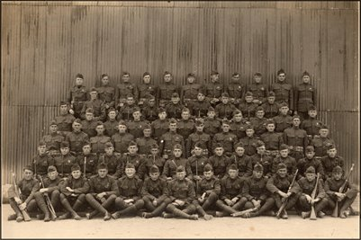 United States Marine Corp Enlisted men World War1 group