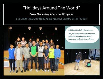 Dover Afterschool Program Magazine