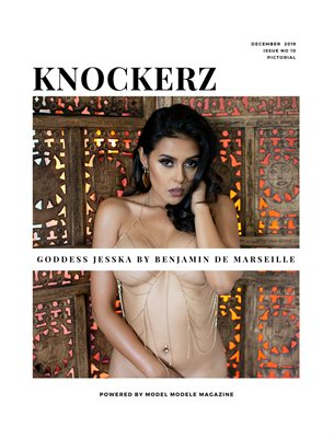 KNOCKERZ MAGAZINE #10 (JESSKA)
