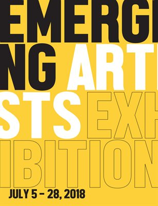 2018 Emerging Artists Exhibition