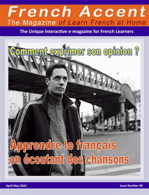 French Accent Nr 90 - April-May 2021