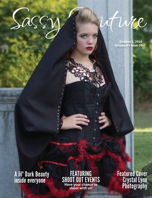 Sassy Couture Volume #1 Issue Ten