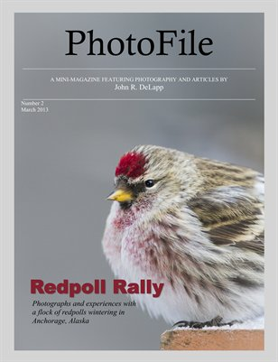 PhotoFile #2 - Redpoll Rally