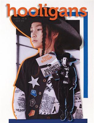 Hooligans Magazine, Issue 26, April 2021