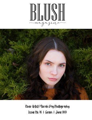 BLUSH Magazine | Issue 15 | Green