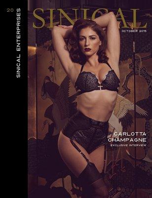 Sinical 20 - Carlotta Champagne cover