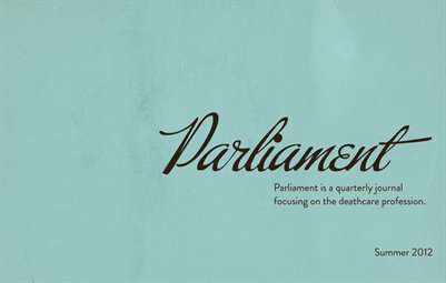 Parliament June 2012 | Issue 8
